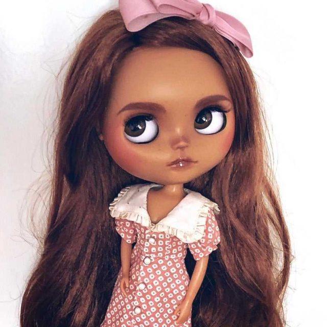 Grace – Custom Blythe Doll One-Of-A-Kind OOAK