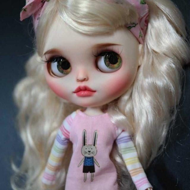 Heize – Custom Blythe Doll One-Of-A-Kind OOAK