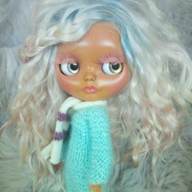 Avery – Custom Blythe Doll One-Of-A-Kind OOAK