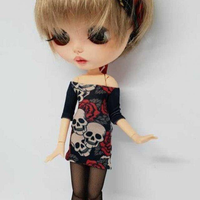 Aria – Custom Blythe Doll One-Of-A-Kind OOAK