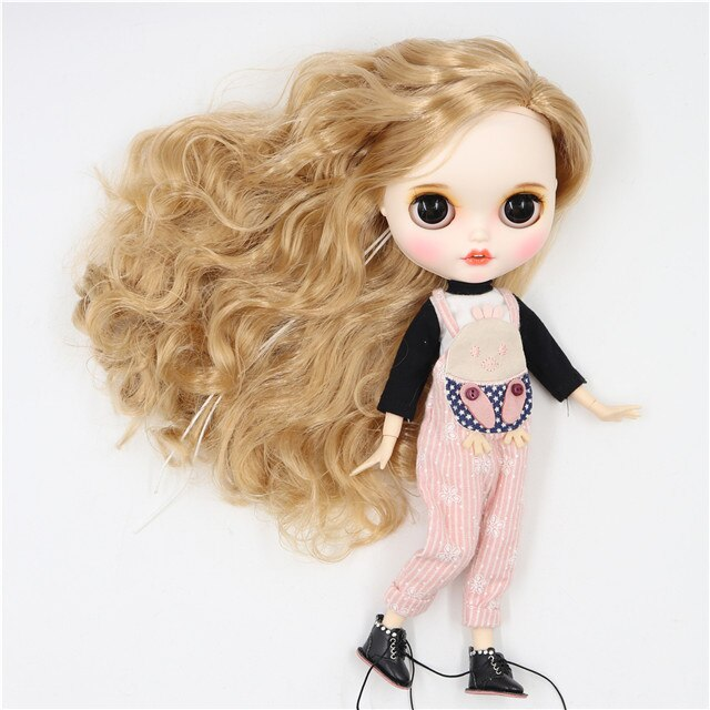 Valentina - Premium Custom Blythe Doll with Clothes Smiling Face Premium Blythe Dolls 🆕 Smiling Face