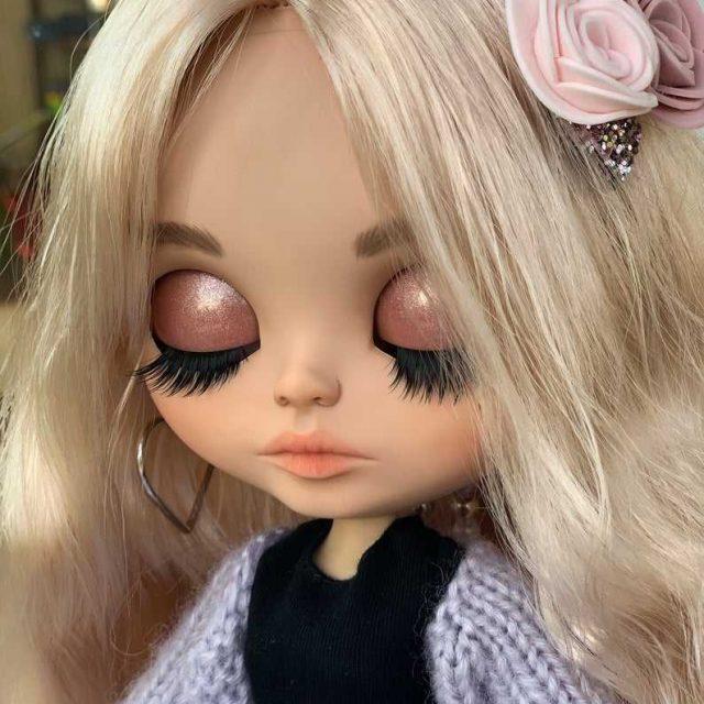 Tenderness – Custom Blythe Doll OOAK