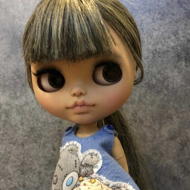 Molly – Custom Blythe Doll One-Of-A-Kind OOAK