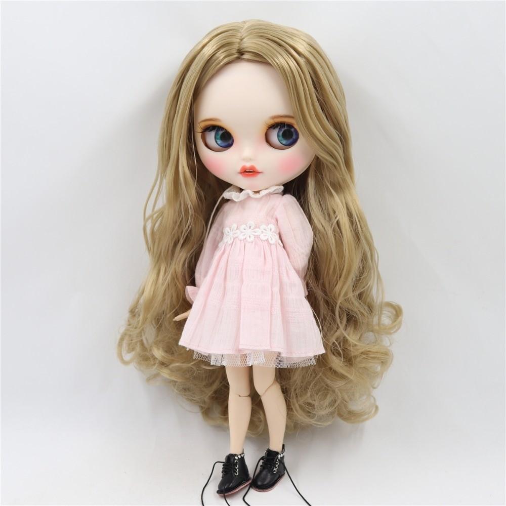 Maud - Premium Custom Blythe Doll with Clothes Smiling Face Premium Blythe Dolls 🆕 Smiling Face