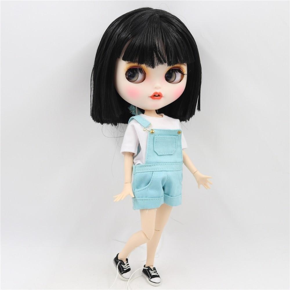 Maxine - Premium Custom Blythe Doll with Clothes Smiling Face Premium Blythe Dolls 🆕 Smiling Face