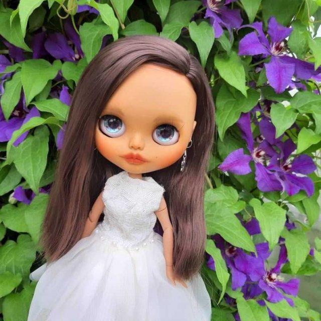 Alene – Custom Blythe Doll One-Of-A-Kind OOAK
