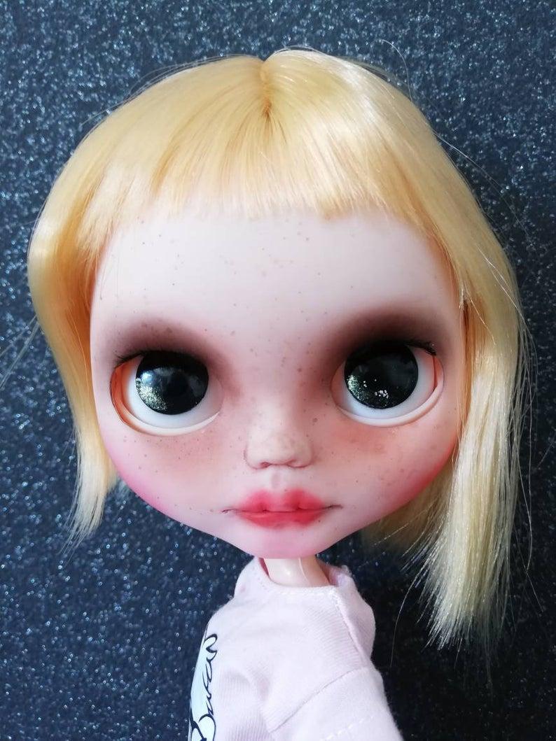 Katy - Custom Blythe Doll One-Of-A-Kind OOAK Sold-out Custom Blythes