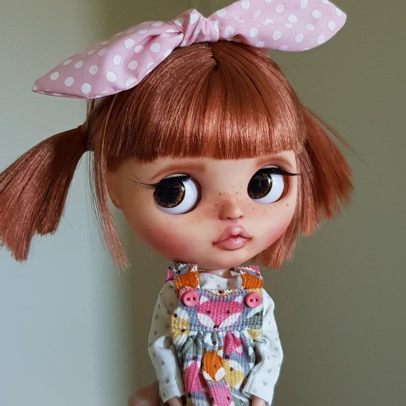Little Fox - Custom Blythe Doll One-Of-A-Kind OOAK Sold-out Custom Blythes