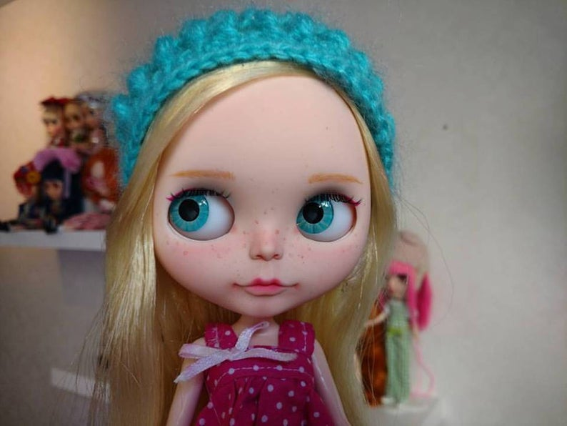 Delores - Custom Blythe Doll One-Of-A-Kind OOAK Sold-out Custom Blythes