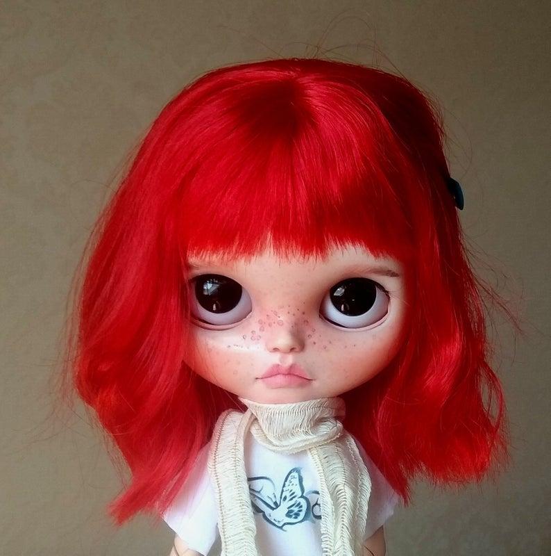 Mila - Custom Blythe Doll One-Of-A-Kind OOAK Sold-out Custom Blythes