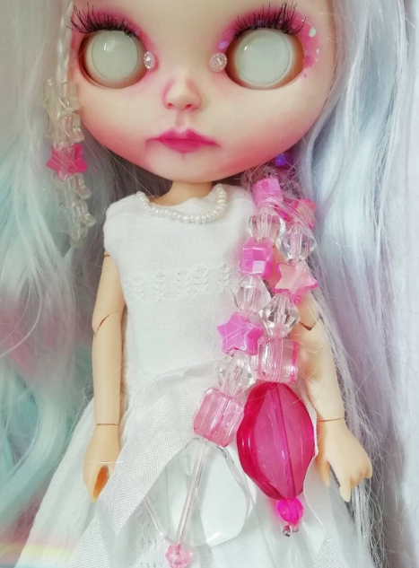 Celeste - Custom Blythe Doll One-Of-A-Kind OOAK Sold-out Custom Blythes
