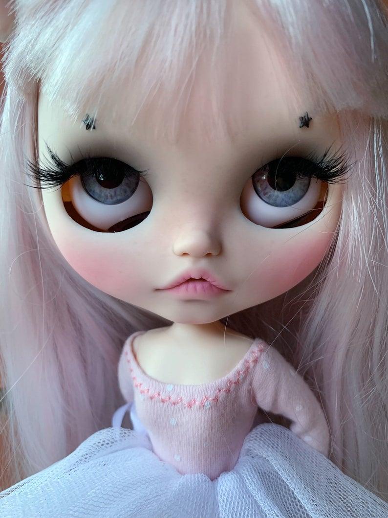 Ballerina - Custom Blythe Doll One-Of-A-Kind OOAK Sold-out Custom Blythes