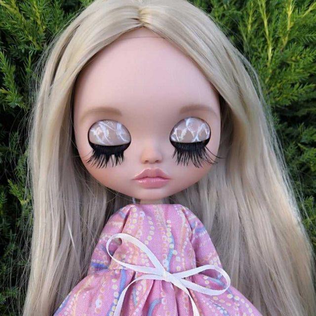 Vettie – Custom Blythe Doll OOAK
