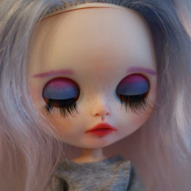 Eulalia – Custom Blythe Doll One-Of-A-Kind OOAK