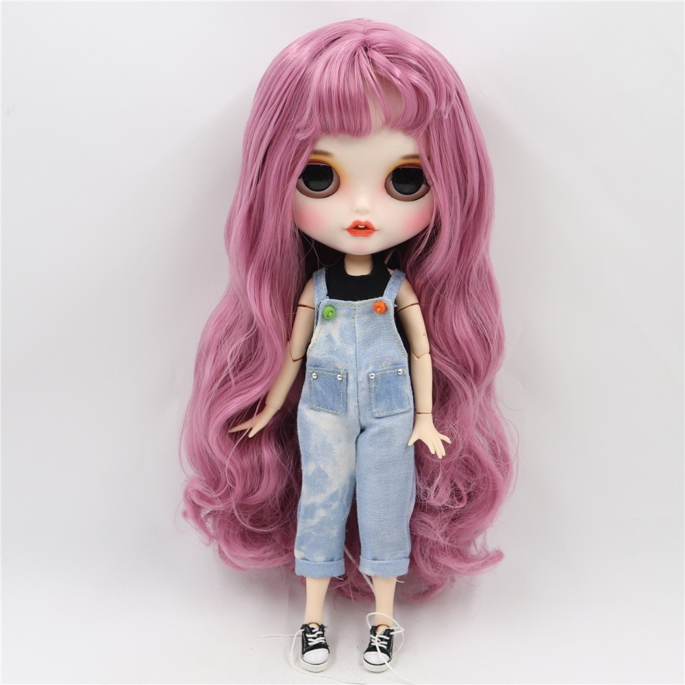 Nerissa - Premium Custom Blythe Doll with Clothes Smiling Face Premium Blythe Dolls 🆕 Smiling Face