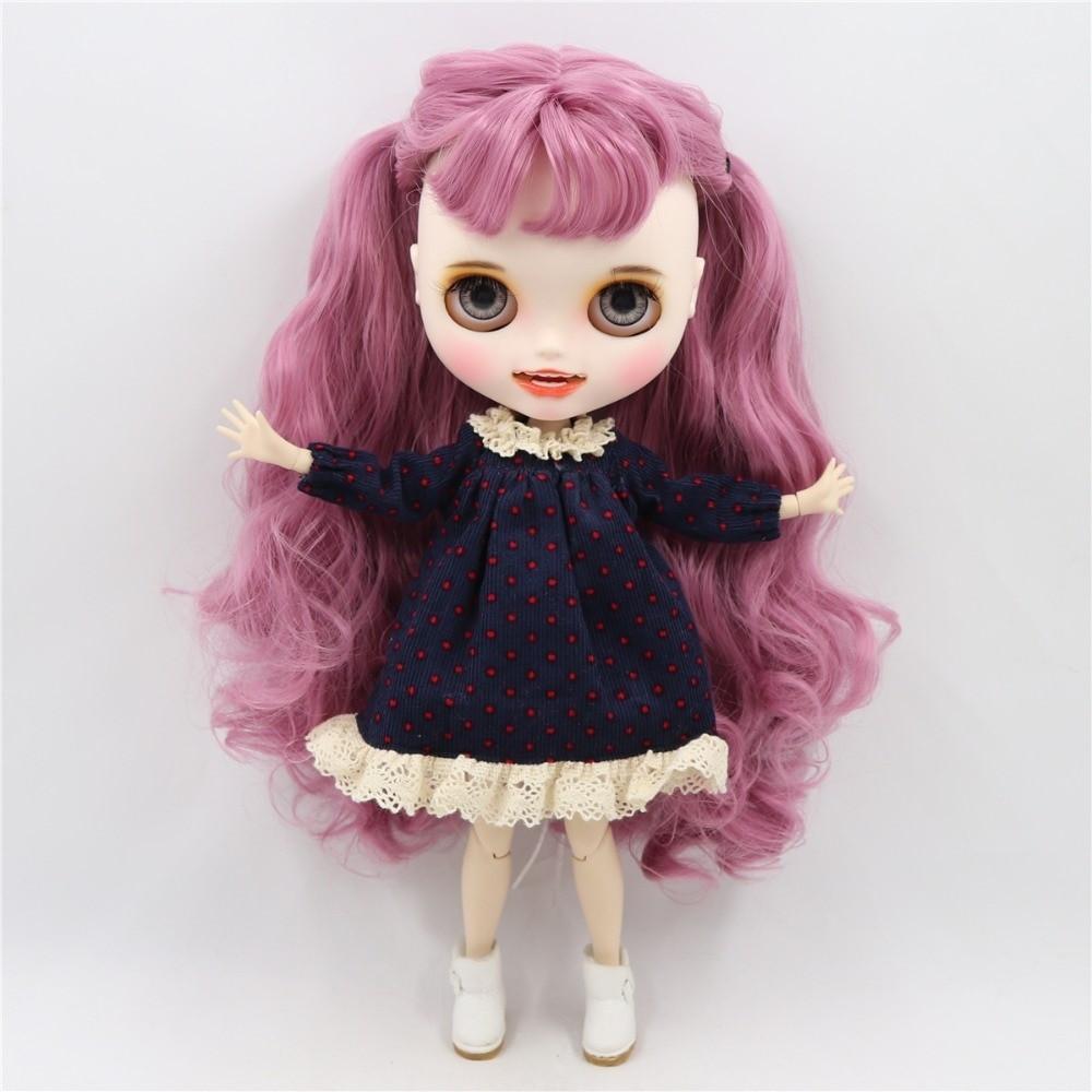 Nita - Premium Custom Blythe Doll with Clothes Smiling Face Premium Blythe Dolls 🆕 Smiling Face
