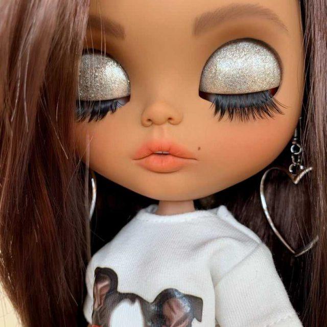 Nikki – Custom Blythe Doll One-Of-A-Kind OOAK