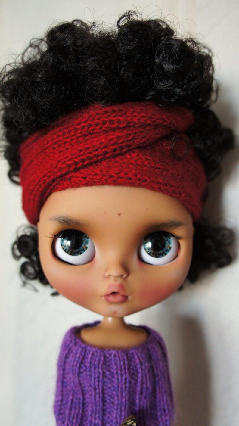 Karla - Custom Blythe Doll One-Of-A-Kind OOAK Sold-out Custom Blythes