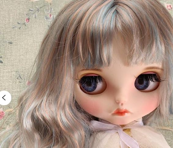 Fuuko - Custom Blythe Doll One-Of-A-Kind OOAK Sold-out Custom Blythes