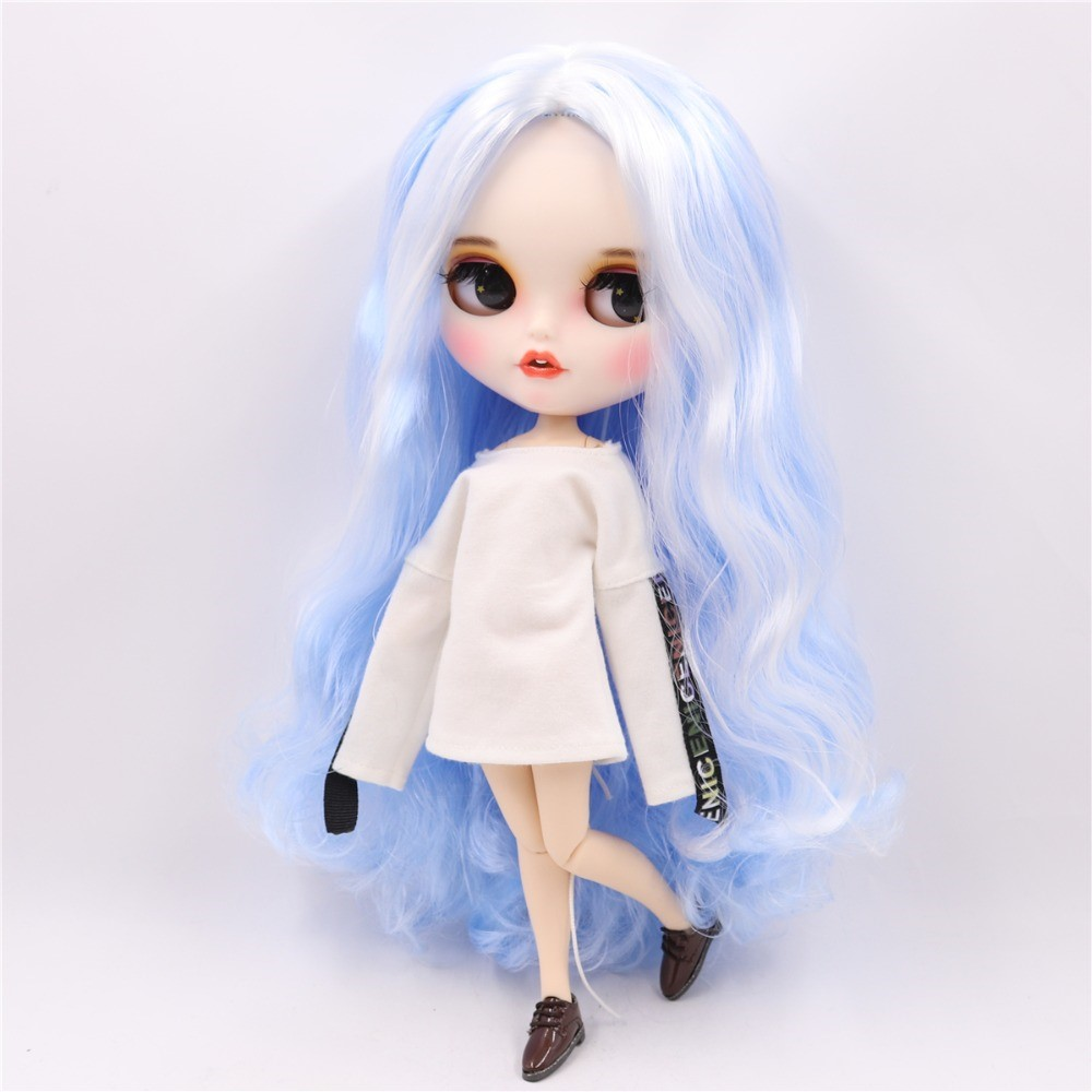Isabel - Premium Custom Blythe Doll with Clothes Smiling Face Premium Blythe Dolls 🆕 Smiling Face
