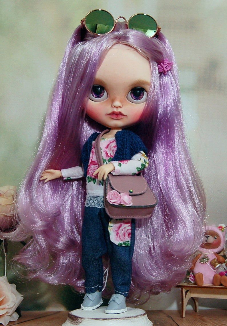 Eurin - Custom Blythe Doll One-Of-A-Kind OOAK Sold-out Custom Blythes