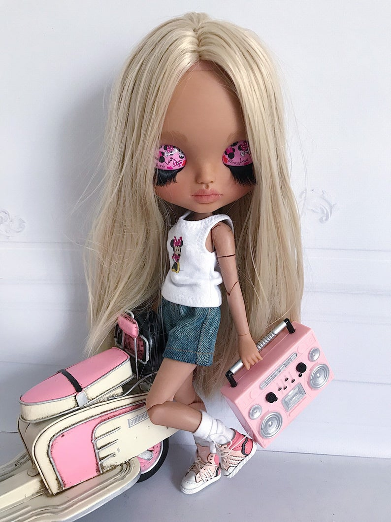 Maggie - Custom Blythe Doll One-Of-A-Kind OOAK Sold-out Custom Blythes