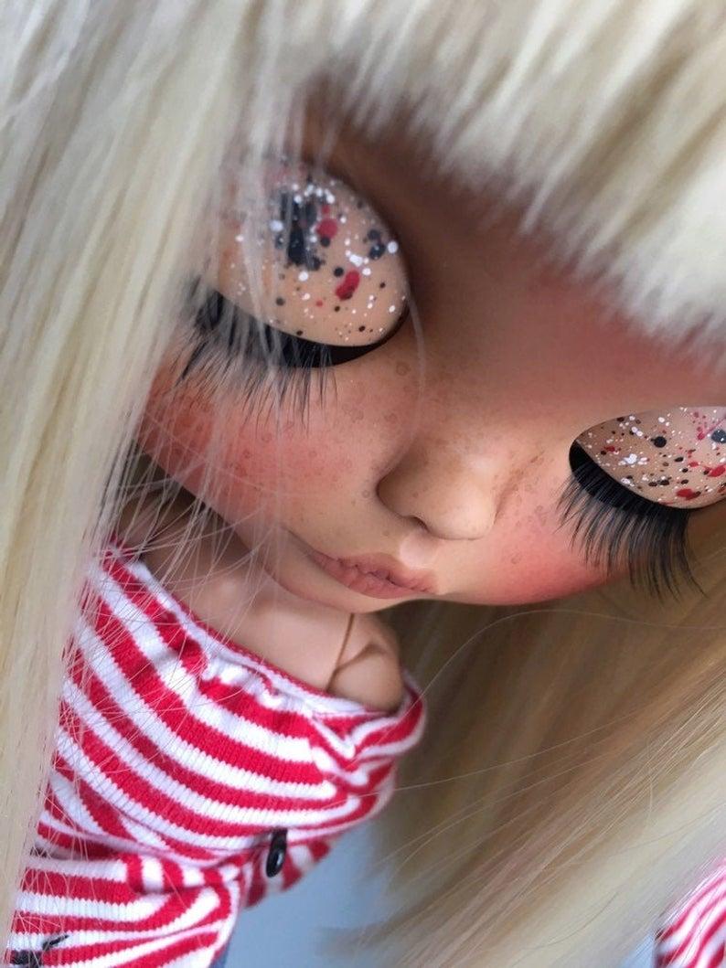 Trisha - Custom Blythe Doll One-Of-A-Kind OOAK Sold-out Custom Blythes