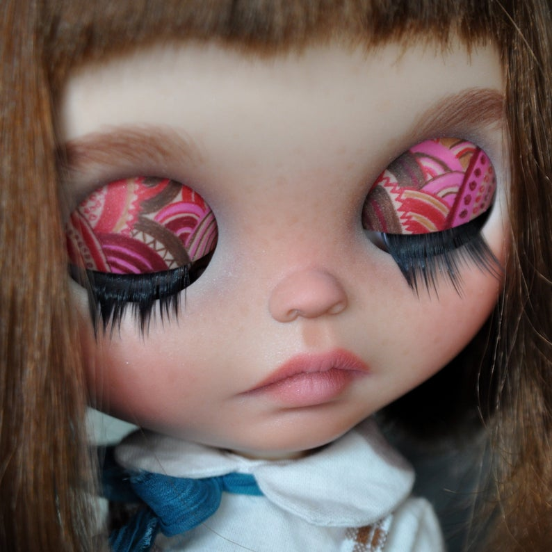 Vallie - Custom Blythe Doll One-Of-A-Kind OOAK Sold-out Custom Blythes
