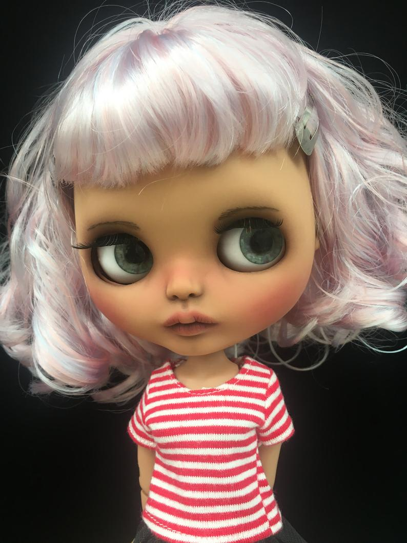 Victoria - Custom Blythe Doll One-Of-A-Kind OOAK Sold-out Custom Blythes
