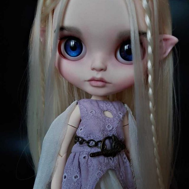 Ashley - Custom Blythe Doll OOAK