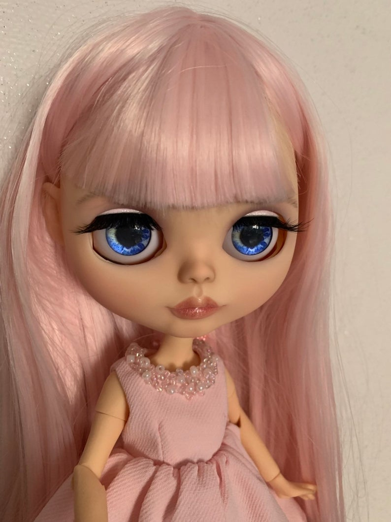 Glamour - Custom Blythe Doll One-Of-A-Kind OOAK Sold-out Custom Blythes