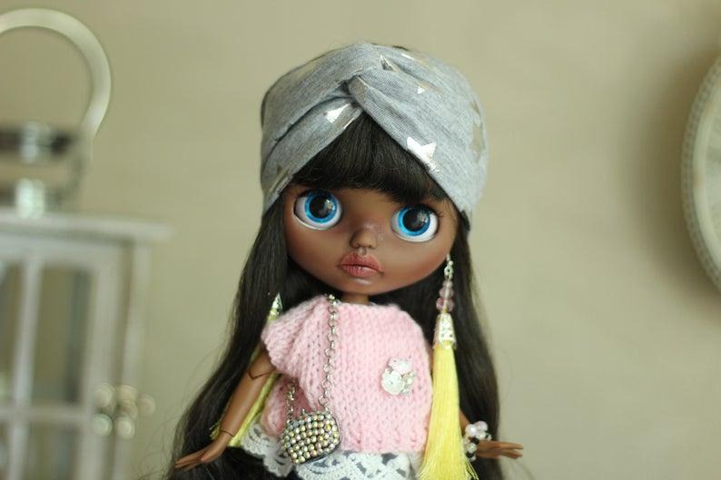 Danielle - Custom Blythe Doll One-Of-A-Kind OOAK Sold-out Custom Blythes