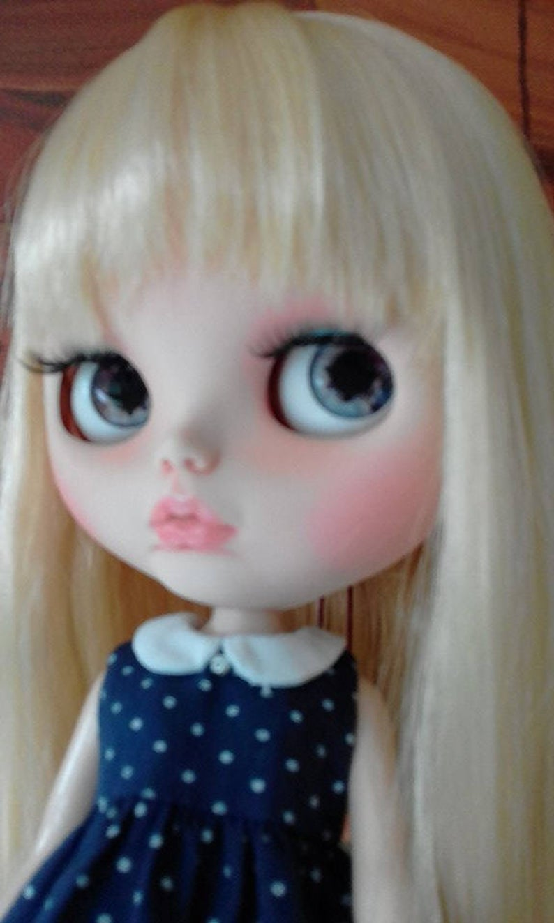 Breeze - Custom Blythe Doll One-Of-A-Kind OOAK Sold-out Custom Blythes