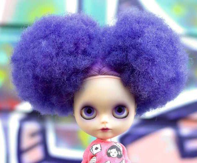 Abbi – Custom Blythe Doll One-Of-A-Kind OOAK