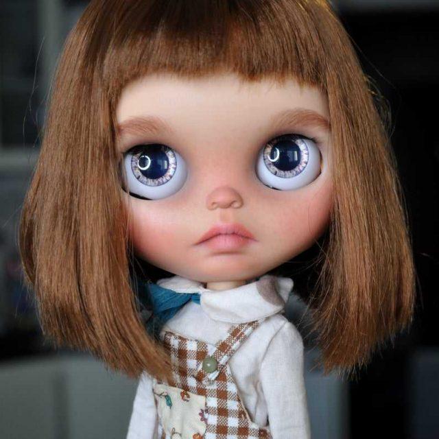Vallie – Custom Blythe Doll One-Of-A-Kind OOAK