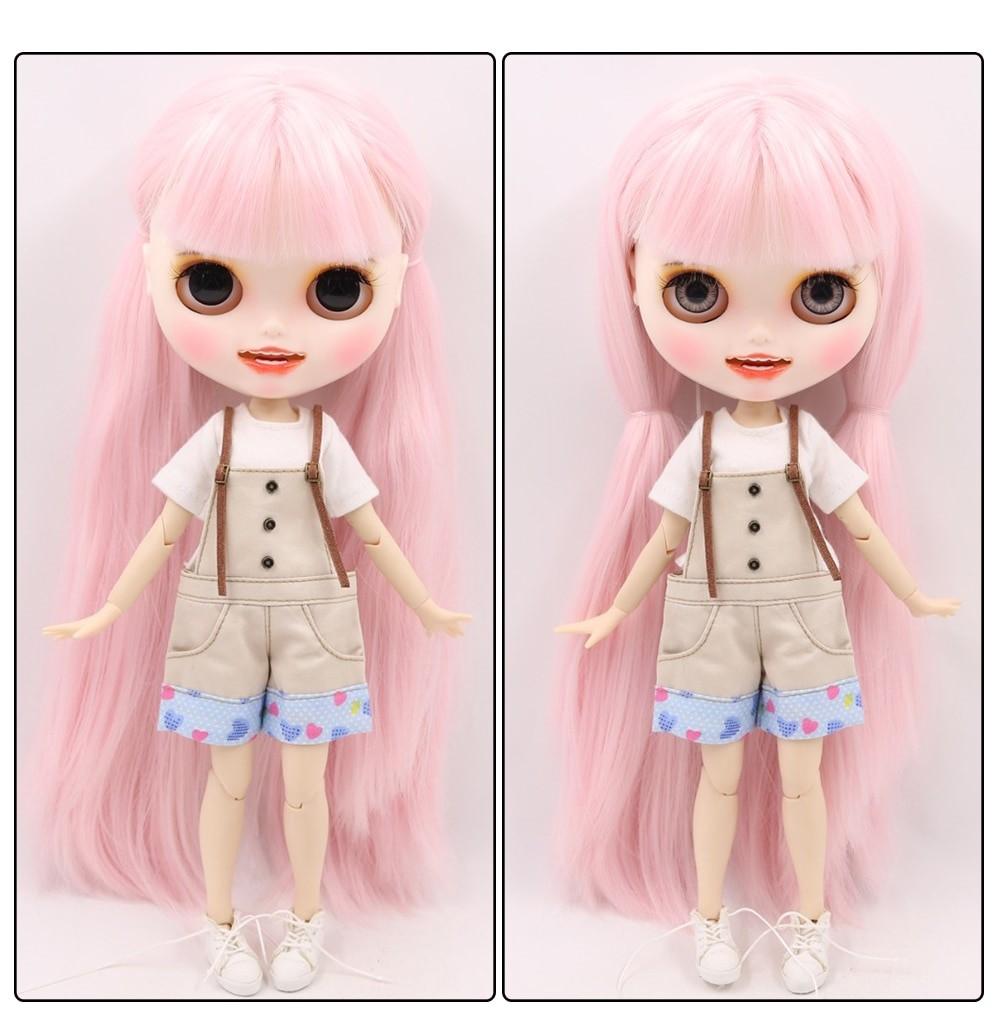 Elinor - Premium Custom Blythe Doll with Clothes Smiling Face Premium Blythe Dolls 🆕 Smiling Face