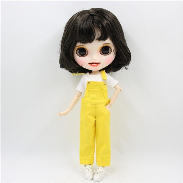 Flo - Premium Custom Blythe Doll with Clothes Smiling Face Premium Blythe Dolls 🆕 Smiling Face