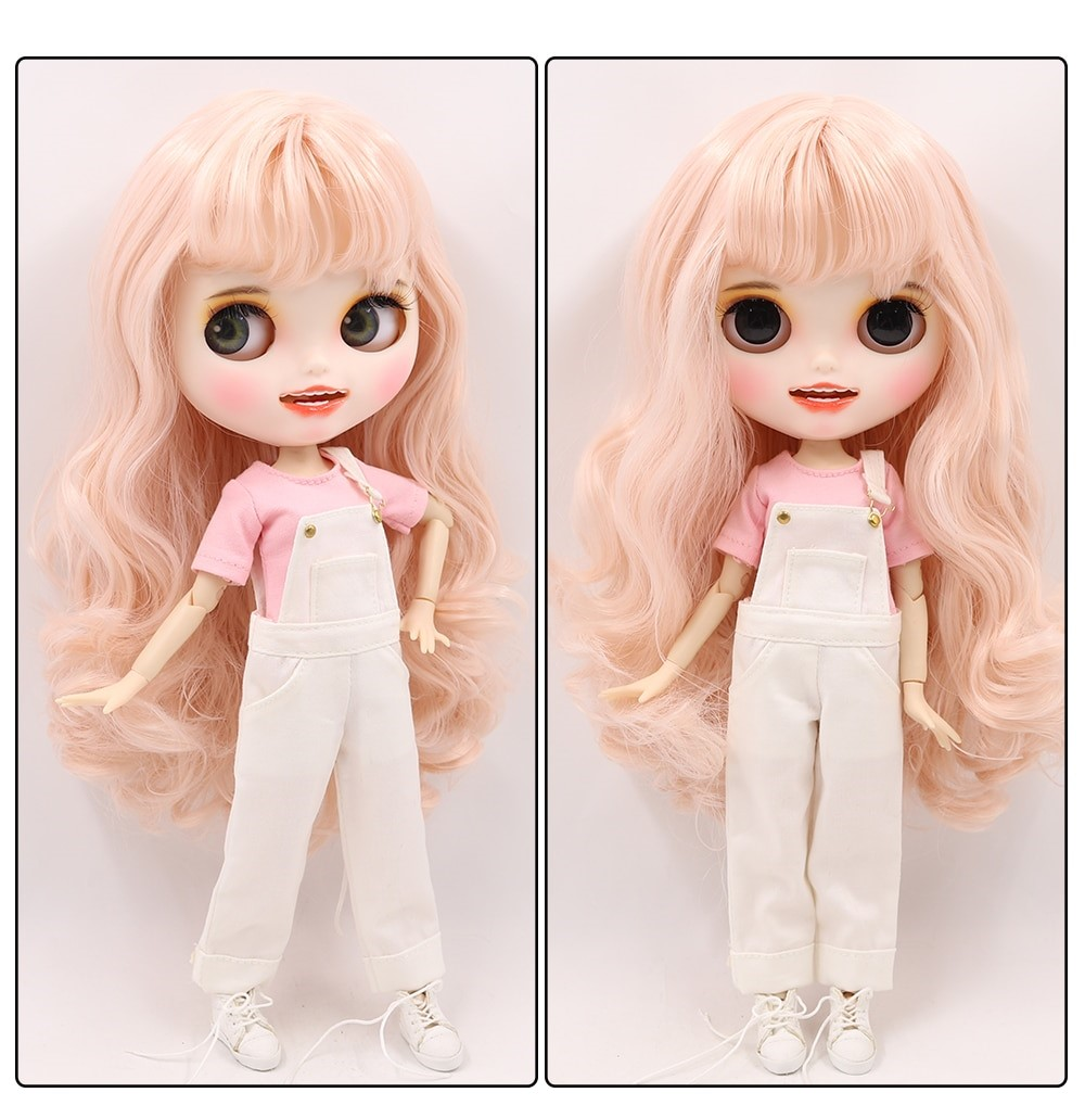 Gale - Premium Custom Blythe Doll with Clothes Smiling Face Premium Blythe Dolls 🆕 Smiling Face