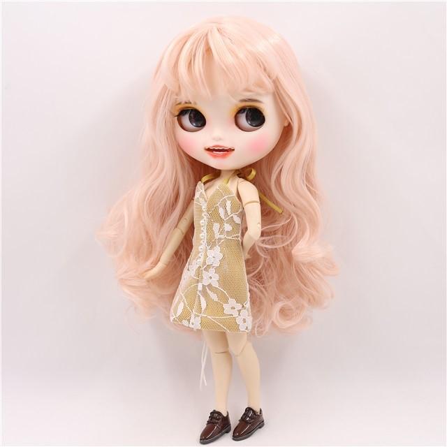 Gayle - Premium Custom Blythe Doll with Clothes Smiling Face Premium Blythe Dolls 🆕 Smiling Face