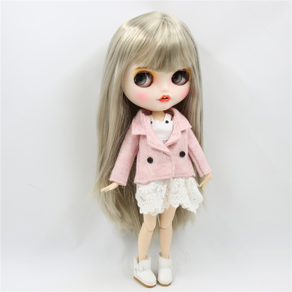 Phalyn – Premium Custom Blythe Doll with Clothes Pouty Face Pouty Face Premium Blythe Dolls 🆕