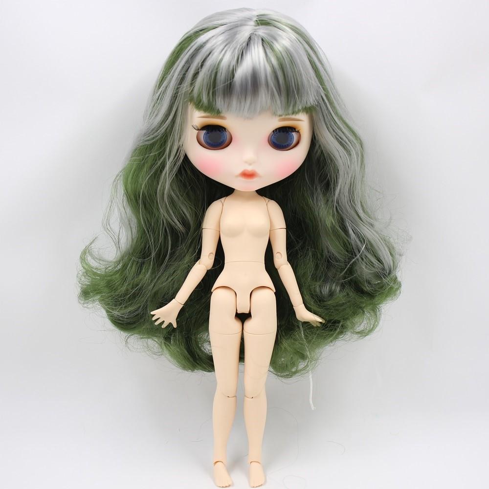 Ellie – Premium Custom Blythe Doll with Full Outfit Pouty Face Pouty Face Premium Blythe Dolls 🆕
