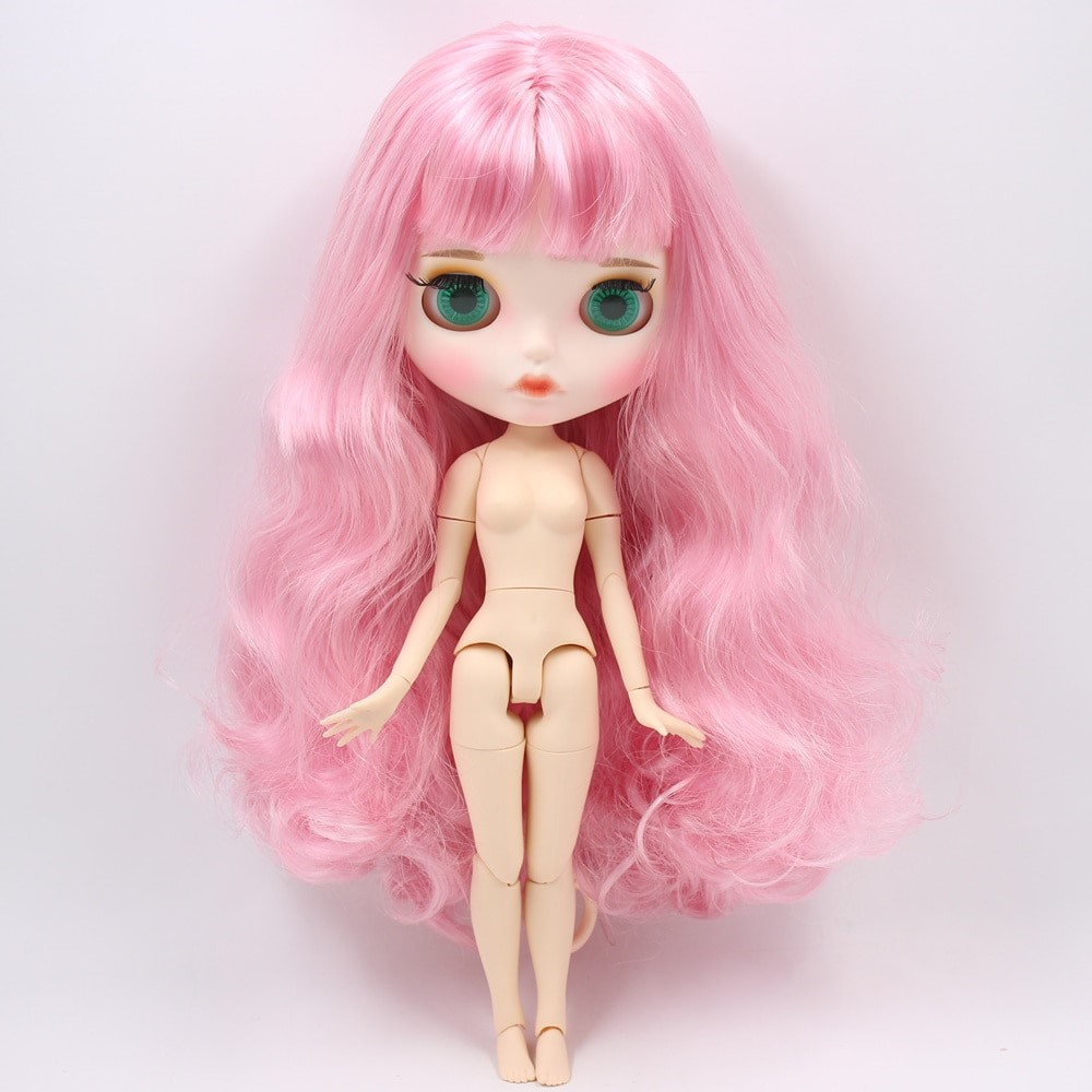 Millie – Premium Custom Blythe Doll with Full Outfit Pouty Face Pouty Face Premium Blythe Dolls 🆕