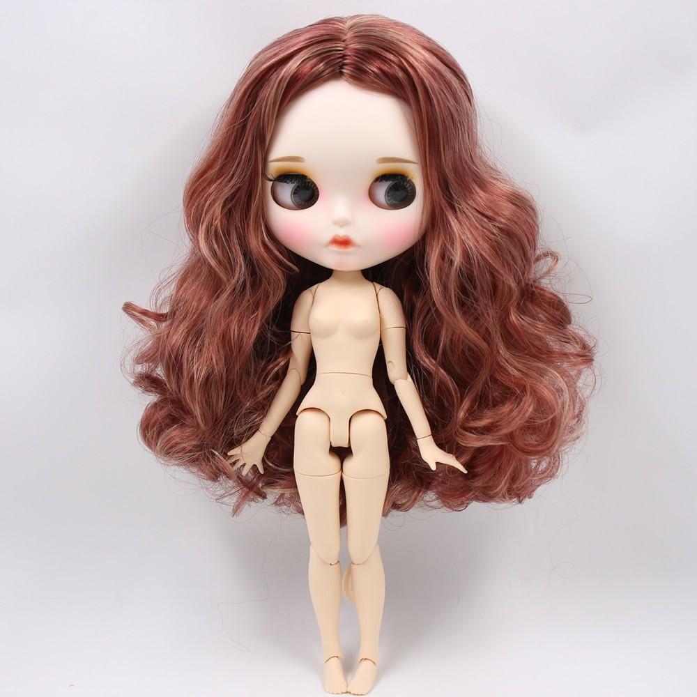 Karen – Premium Custom Blythe Doll with Full Outfit Pouty Face Pouty Face Premium Blythe Dolls 🆕