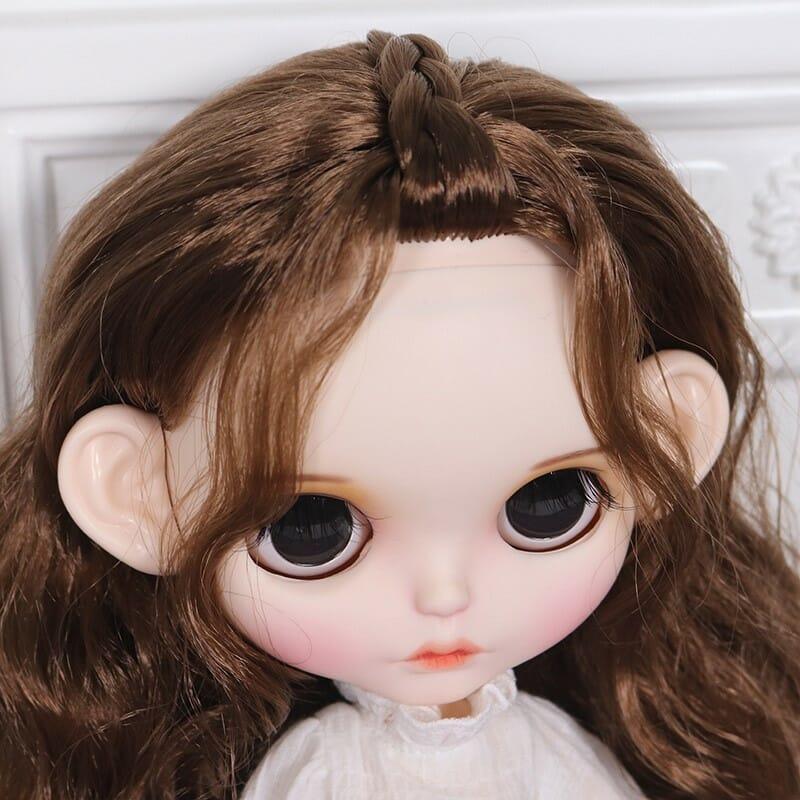 Maren – Premium Custom Blythe Doll with Full Outfit Pouty Face Pouty Face Premium Blythe Dolls 🆕