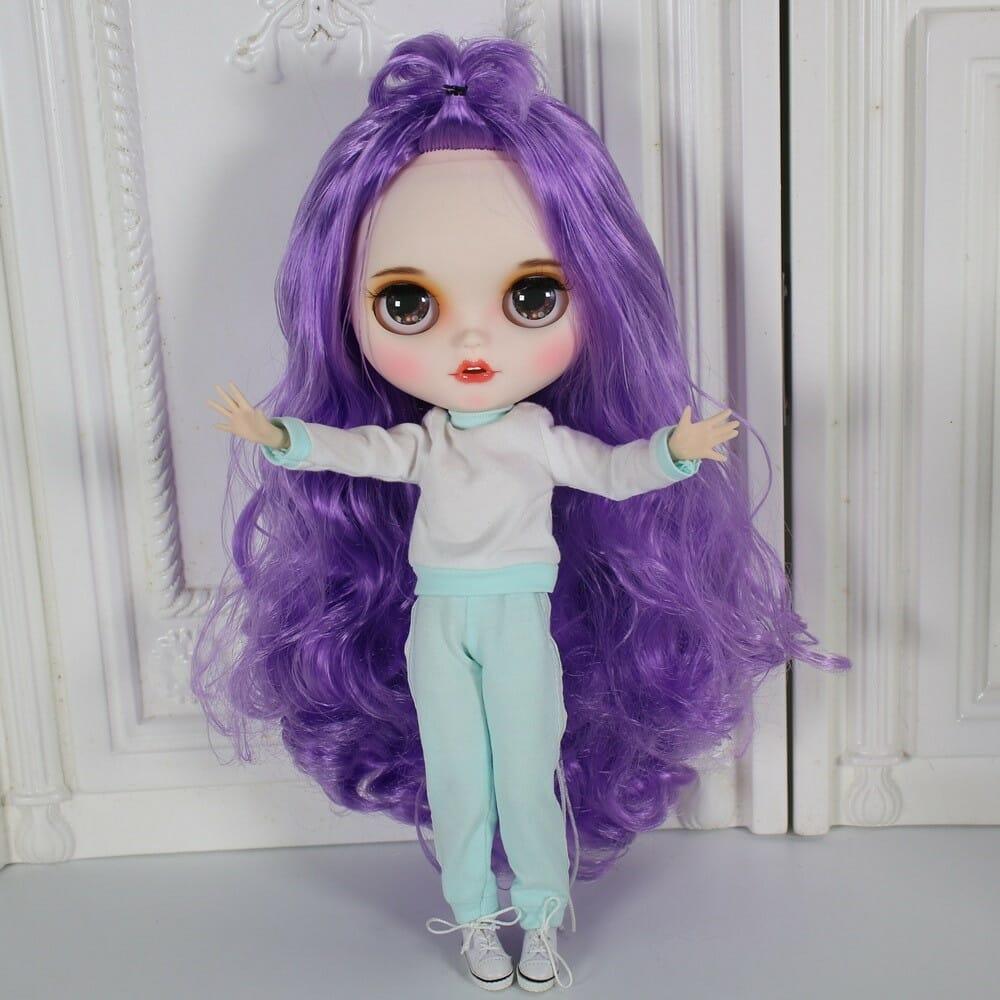 Dream - Premium Custom Blythe Doll with Clothes Smiling Face Premium Blythe Dolls 🆕 Smiling Face