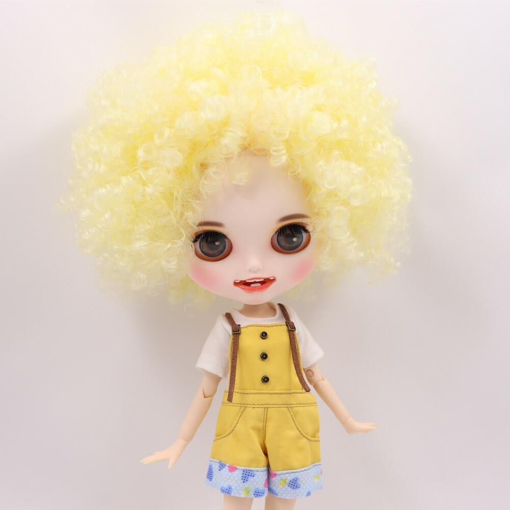 Egypt - Premium Custom Blythe Doll with Clothes Smiling Face Premium Blythe Dolls 🆕 Smiling Face