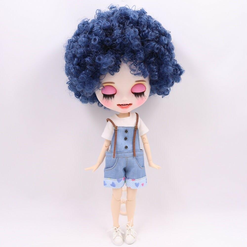 Giana - Premium Custom Blythe Doll with Clothes Smiling Face Premium Blythe Dolls 🆕 Smiling Face