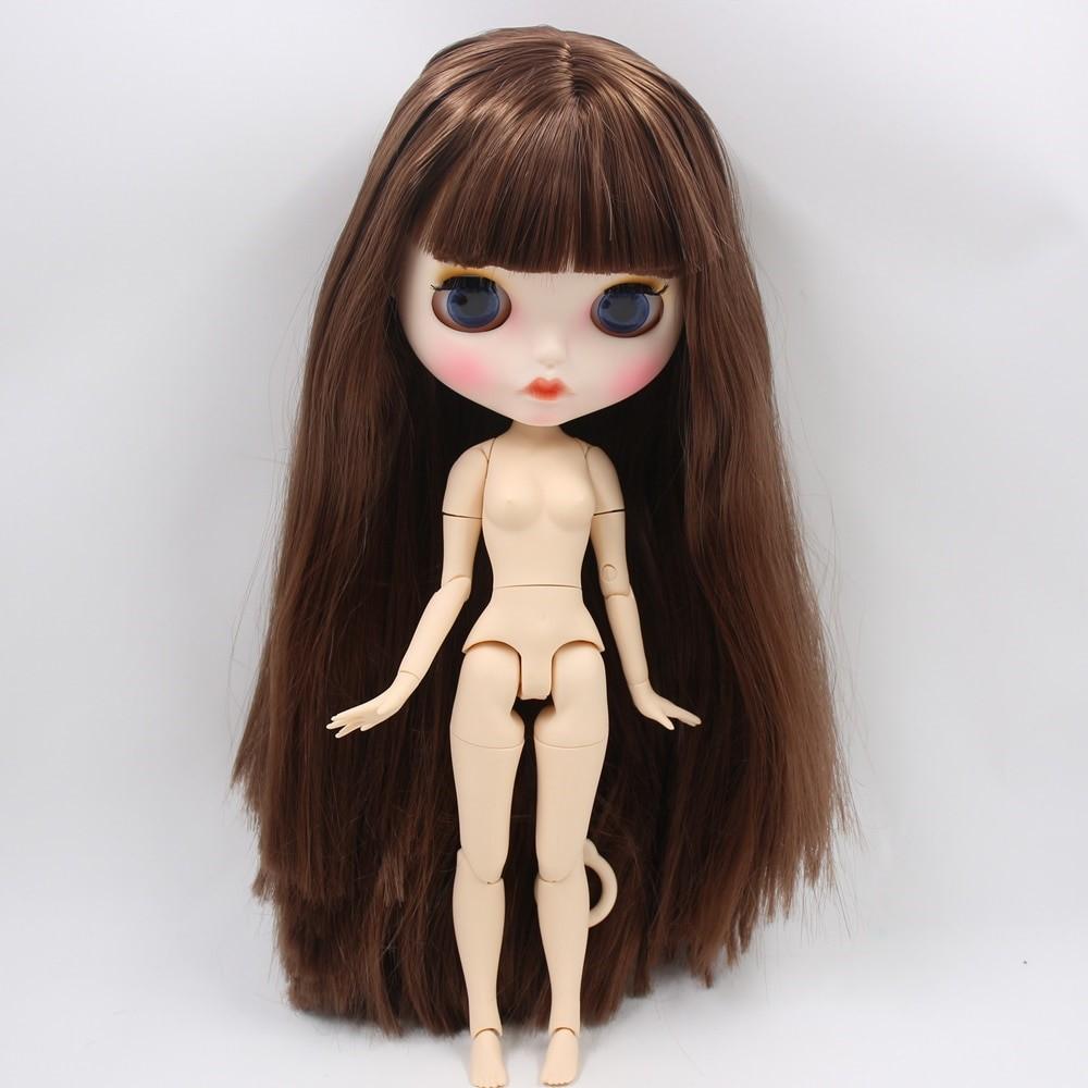 Elaine – Premium Custom Blythe Doll with Full Outfit Pouty Face Pouty Face Premium Blythe Dolls 🆕