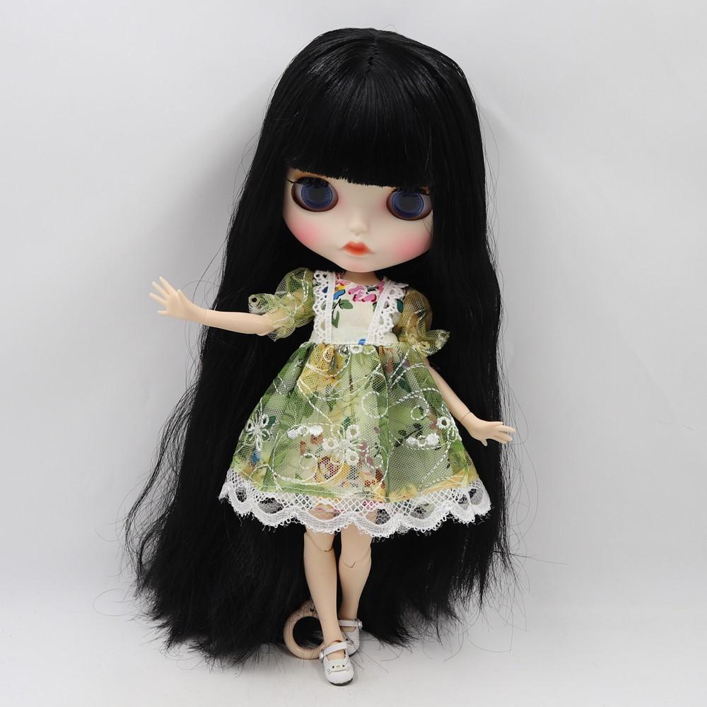 Penelope – Premium Custom Blythe Doll with Full Outfit Pouty Face Pouty Face Premium Blythe Dolls 🆕