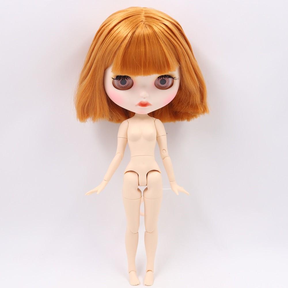 Emberlyn – Premium Custom Blythe Doll with Clothes Pouty Face Pouty Face Premium Blythe Dolls 🆕